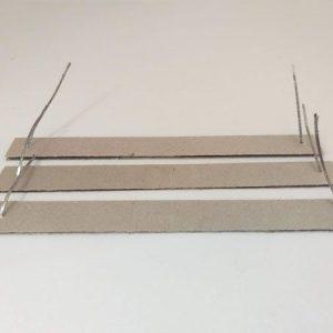 Điện trở máy ép nhiệt đạp chân 40cm 1