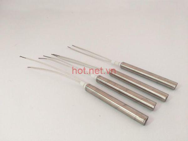 Điện trở nhiệt đầu tròn 10cm 230W 1