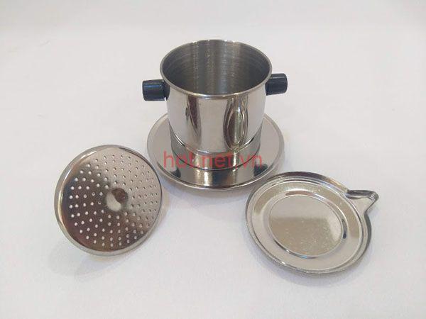 Phin cafe inox 7cm 3