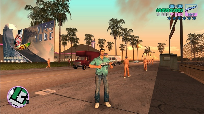 The Trilogy danh cho Android iOS dang duoc Rockstar Games